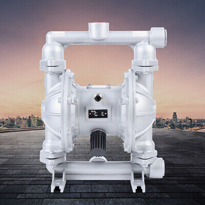 QBK-25L Air-Operated Double Diaphragm Pump - 24 GPM, 1in. Inlet & Outlet  80 ℉