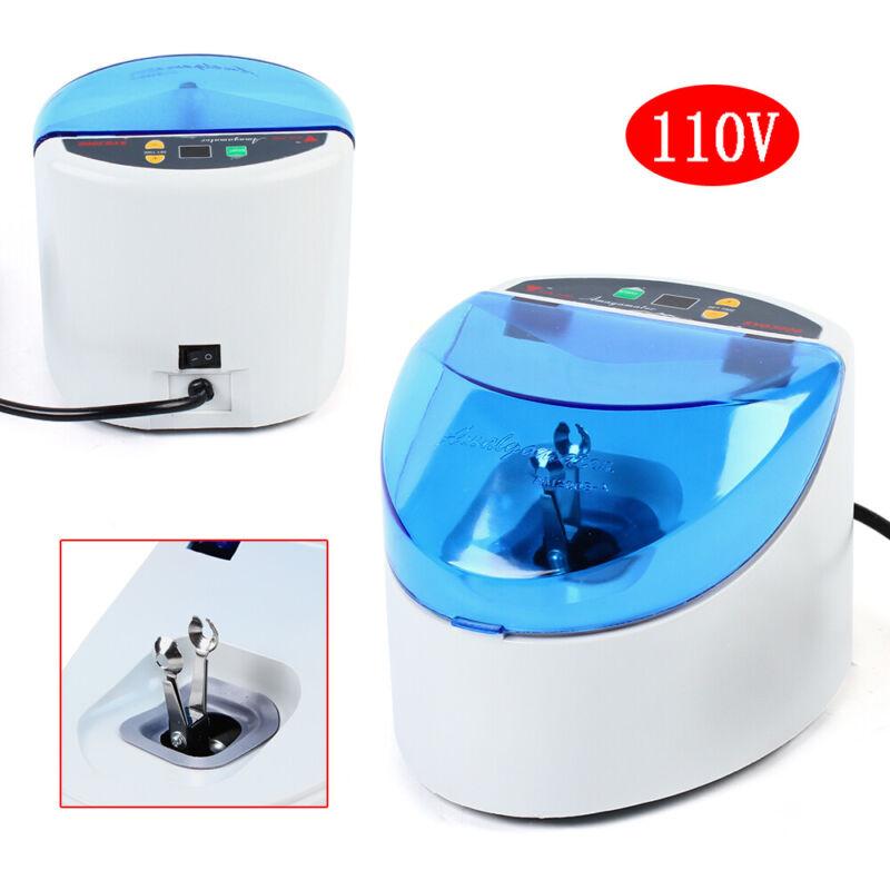 110V Dental High Speed Amalgamator Capsule Mixer Digital Lab Equipment 3500RPM