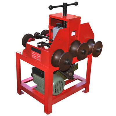 Electric Pipe Tube Bender Multi Function 9 Round 8 Square Dies