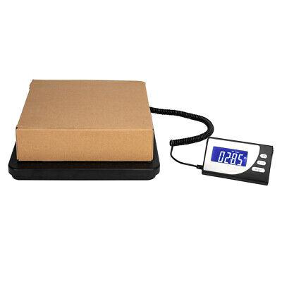 440lb X 0.1 Heavy Duty Industry Digital Shipping Postal Scale 200kg W Ac Adapter