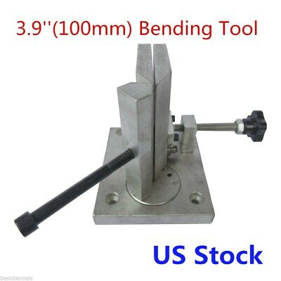 Dual-axis Metal Channel Letter Angle Bender Aluminum Bending Tool - Us Stock