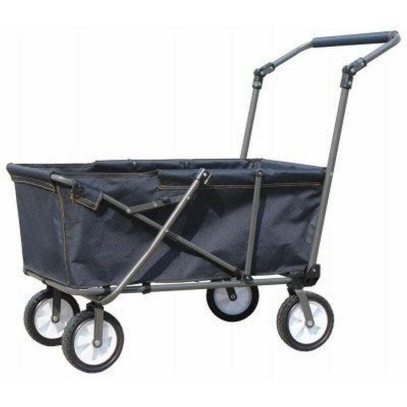 Zenithen OB002S-TV05 Folding TRAVEL WAGON Sports/Work Cart