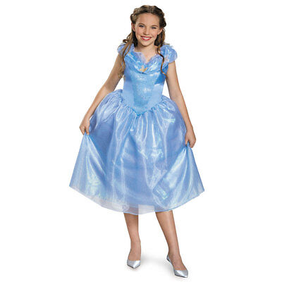 Tween Cinderella Movie Halloween - Tween Girls Halloween Costumes