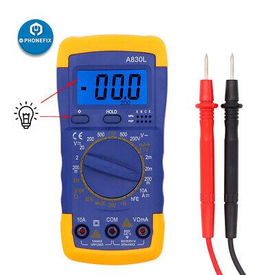 UNI-T UT20B Handheld Pocket Mini Digital Multimeter Voltmeter AC//DC Ohm Tester