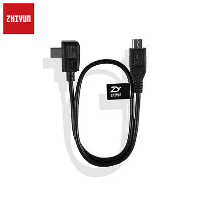 ZHIYUN Micro USB Camera Control Cable for Crane 2 Gimbal w/ Canon EOS SLR Camera