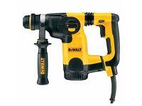 DeWalt D25323K-GB 3.4kg SDS Plus Hammer Drill