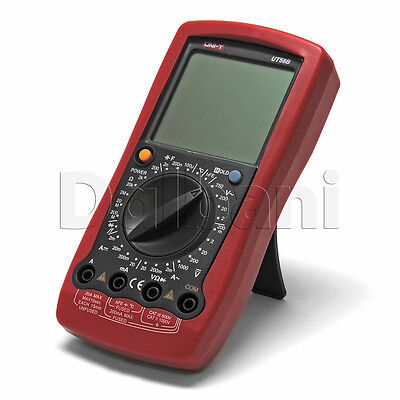 Ut58b Original New Uni-t General Digital Multimeter Acdc
