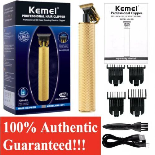 Kemei 1971 Professional Hair/Beard Portable Cordless Trimmer/Clipper