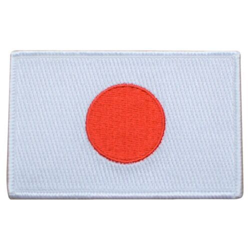 "Japan Patch - Ring of Fire, Tokyo, Honshū, Hokkaido 3.5"" (Clearance, Iron on)"