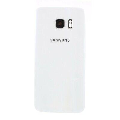 Tapa Bateria Back Cover + Lente Camara Trasera Samsung Galaxy S7 Edge...