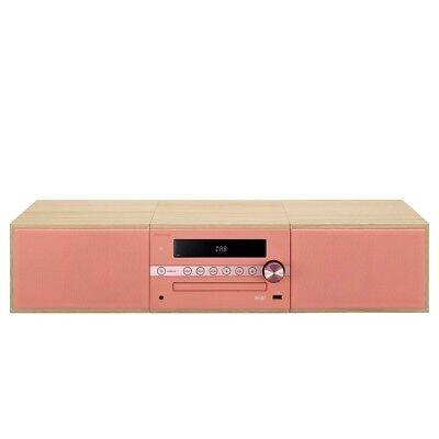 Pioneer X-CM56D-R apricot Mini-Stereo-Anlage DAB CD Bluetooth NFC Fernbedienung