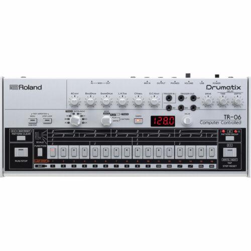 Roland TR-06 Drumatix Drum Machine New