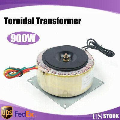 Us Toroidal Power Transformer Input Voltage Ac110v-ac220v Output Ac60v
