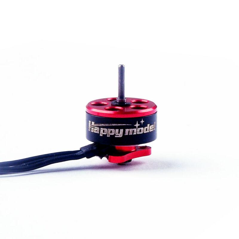 HappyModel 0802 19000KV Brushless Motor - Black Wire