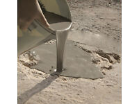 Watco Flowpatch Deep Fill (25kg) Self Levelling Concrete Patch Repair
