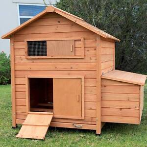 X-Large Chicken Coop with Nesting Box for up to 6 chickens CH013 Dandenong South Greater Dandenong Preview