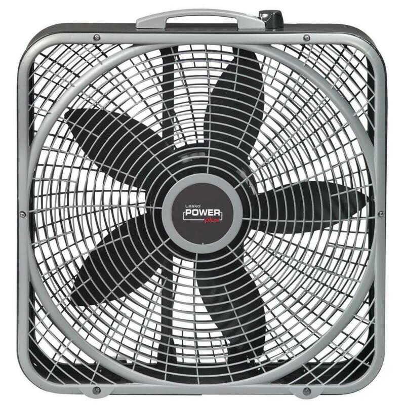 20 In. Power Plus Box Fan