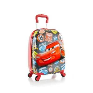 Disney Pixar Cars Rolling Kids Spinner Luggage for Boys - 18 inch