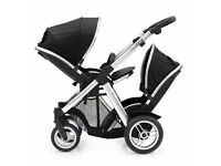 oyster max tandem pushchair