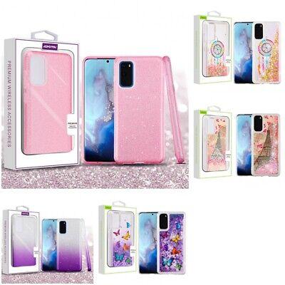 Samsung Galaxy S20 5G Glitter Cute Fashion Case Cover For Wo