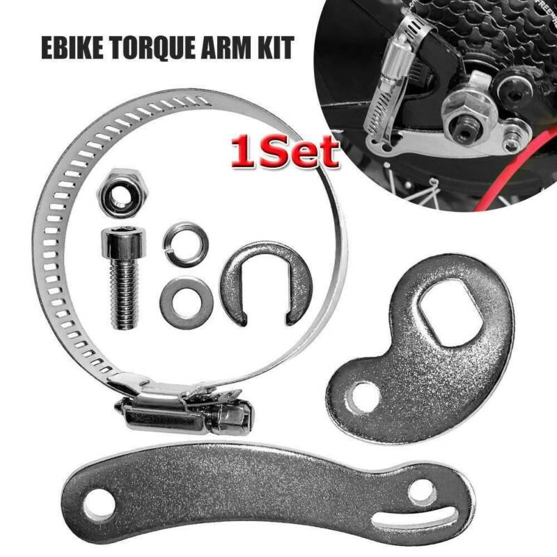 2 Sets E-Bike Electric Bicycle Universal Torque Arm For Front Or Rear