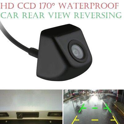Car Rear View Reversing Backup HD IR CCD Camera 170° Night Vision Waterproof UK