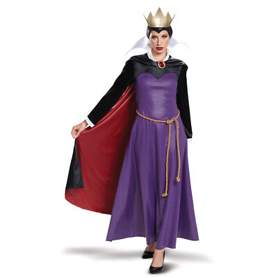 Womens Snow White Evil Queen Deluxe - Womens Snow White Kostüm