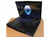 Alienware 17 Inches Full HD, Nvidia GTX DDR5 Gaming Laptop, Intel i7 16GB RAM