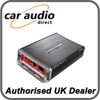 ROCKFORD FOSGATE PBR300X1 Car Audio Mono Amp Amplifier Compact Sub 300W