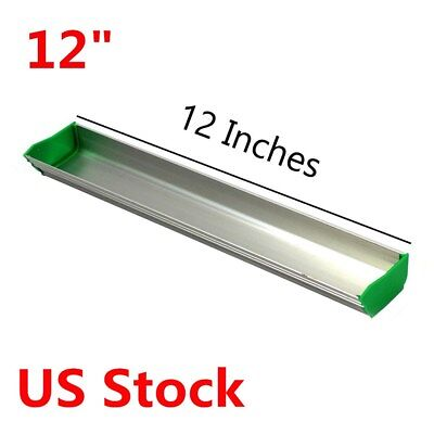 Us Stock 12 Emulsion Scoop Coater Aluminum Silk Screen Printing Coating Tool