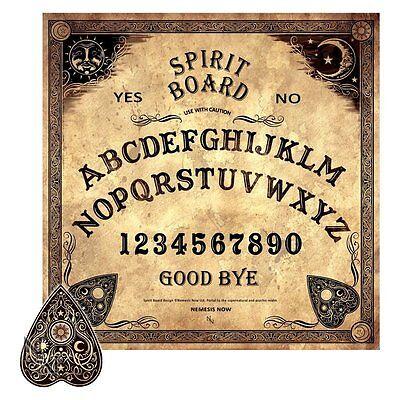Ouija Brett ~ Spirit Brett ~ MYSTISCH ~ KLASSISCH (NN) (Ouija-brett)