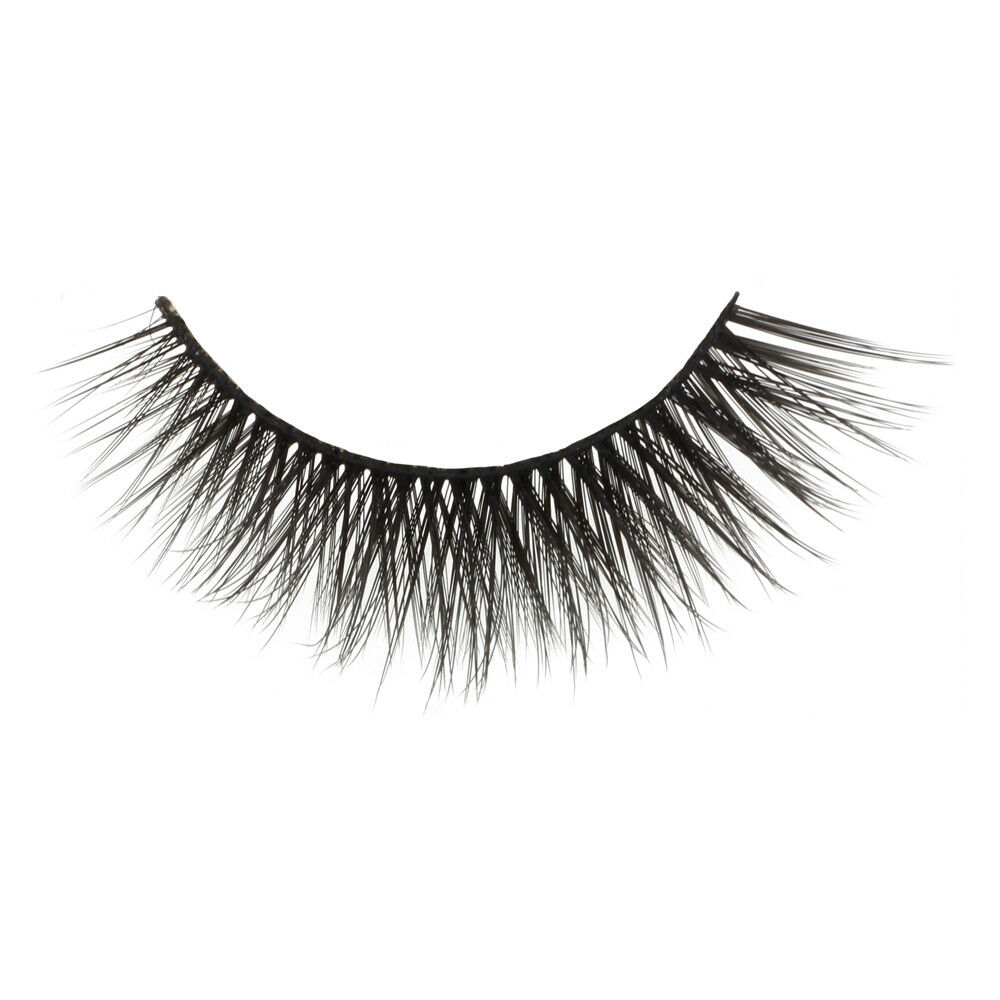 Amorus 3D Hand made Faux Mink Lashes #07 Black Nature fluffy