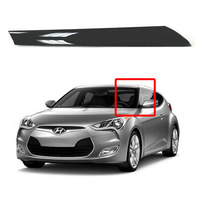 OEM Front Windshield Garnish Molding RH 861802V000 for Hyundai Veloster 11 - 17