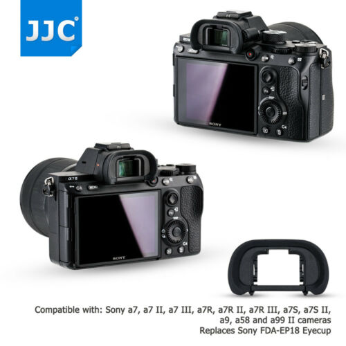 /α7S II /α7S /α7 II /α7 /α7R II Sony FDAEP18 Eyepiece Cup for /α9 /α7R /α99 II