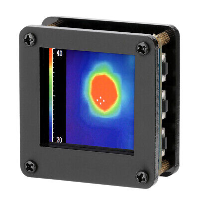 Ir 8x8 Infrared Sensor 7m Thermal Imager Array Temperature Camera Imager O7c5