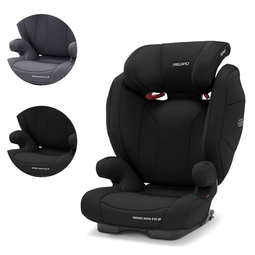 RECARO Monza Nova EVO Seatfix Core Kindersitz Autositz Gruppe II-III 15 - 36 kg