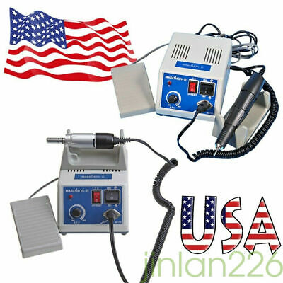 Dental Lab Marathon Micromotor 35k Rpm N3 Electric Motorhandpiece F4