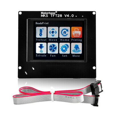 3D Printer Touch Screen Display TFT28 RepRap Controller Support WIFI/APP