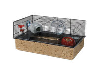 Dwarf Hamster / Mouse Cage Ferplast Favola Modern Almost new cost over £60!