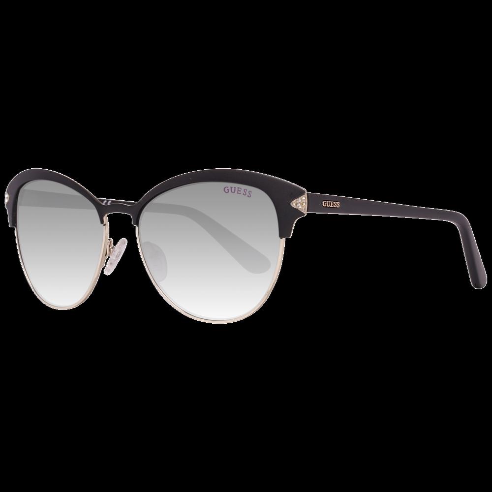 Guess Sonnenbrille Damen Silber