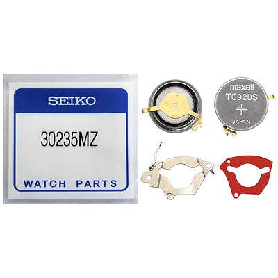 Seiko Capacitor Kinetic 30235MZ 3023-5MZ TC920S 5M42 5M22 5M23 Battery 3023.5MZ