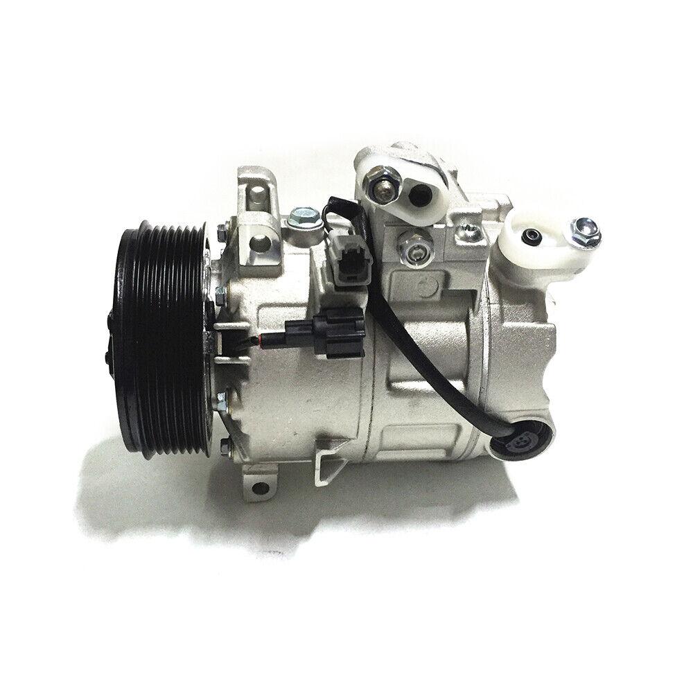 Top AC Compressor /& A//C Clutch For Infiniti G35 G37 M35 07-10 92600-JK20A Cool