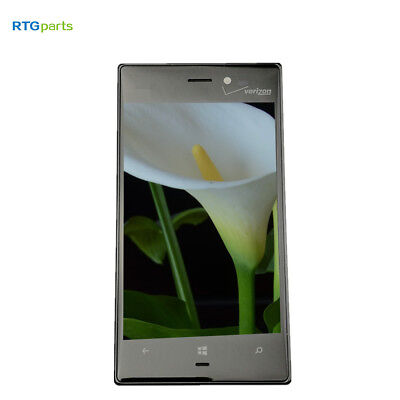 Amoled Display +Touch Screen Digitizer Assembly For  Nokia Lumia 928 with Frame