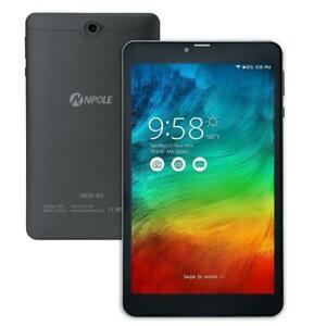 NEW Npole 8 Inch 3G Phone Call Tablet Android 5.1 Quad Core 16GB IPS Screen 1280x800