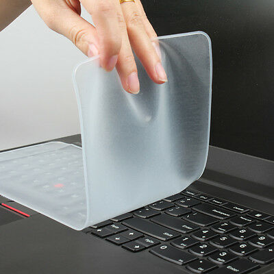 Universal Keyboard Cover Skin Silicone Protector for Laptop Notebook Computer PC