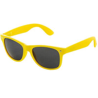 WHOLESALE BULK LOT YELLOW Sunglasses Party Color Bridal Favor Wedding Retro 80s - Wedding Sunglasses Bulk
