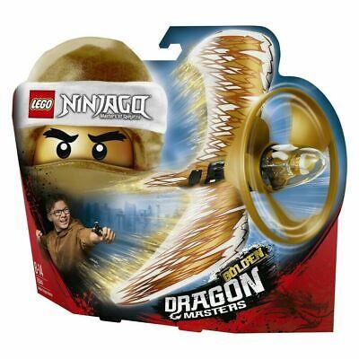 Lego Ninjago 70644 Master Of Spinjitzu Golden Dragon Masters Brand New In Box