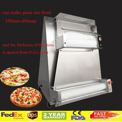 Automatic Electric Pizza Dough Roller Sheeter Machine Pizza Making Machine