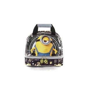 Heys Minions Deluxe Kids Lunch Bag - Despicable Me3 8 Inch