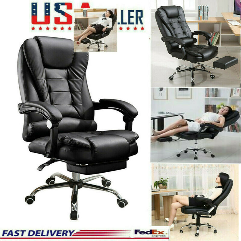 Office Home Recliner Chair Swivel Chair Rock Cushion reclini